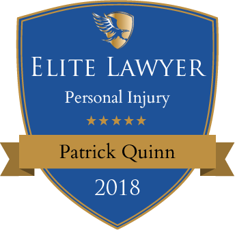 Patrick Quinn Elite Lawyer Personal Injury